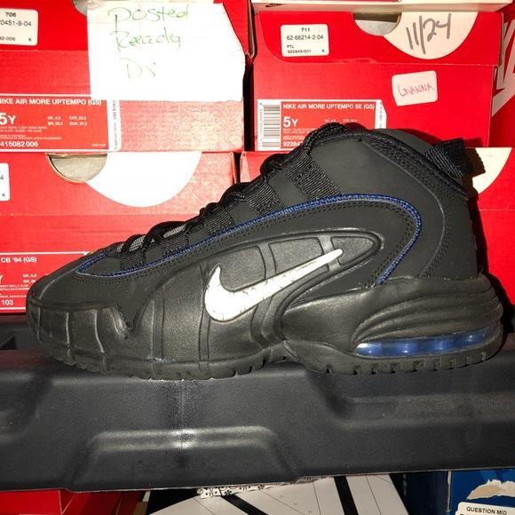 8fe63b9d241091 Nike Air Max Penny LE- Penny Hardaway Size 5 GS. M 5b45683a45c8b3615e2b1fdd